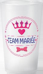 gobelet Petit-Prix-EVJF-Blason-team-mariée