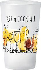 gobelet Tendance-Ete-Bar à cocktail