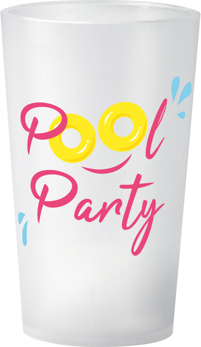 gobelet Tendance-Ete-Pool-Party