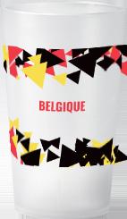 gobelet Tendance Euro 2021 Belgique