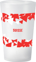 gobelet Tendance Euro 2021 Suisse