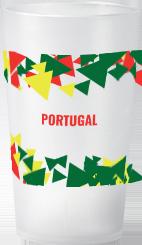 gobelet Tendance Euro 2021 Portugal