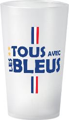 gobelet Tendance Euro 2021 Allez les bleus
