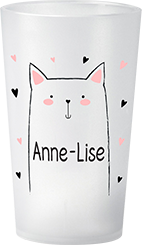 gobelet Anniversaire Fille Anne-Lise