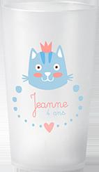 gobelet Anniversaire Fille Jeanne