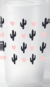 gobelet Tendance-Motif-Cactus