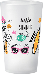gobelet Tendance-Ete-Hello-Summer